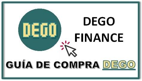 Cómo Comprar Criptomoneda DEGO FINANCE (DEGO) Tutorial Actualizado