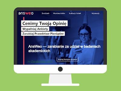 AnsWeo - ankiety - rzetelna recenzja i przewodnik po panelu.