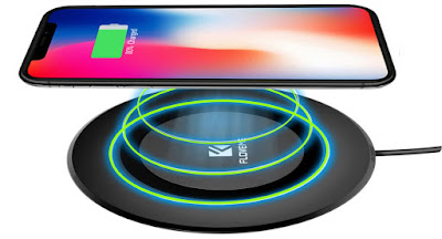 wireless charger di ponsel