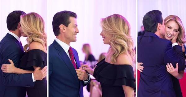 Angelica Rivera habría cobrado 84 millones de pesos por casarse con Peña Nieto