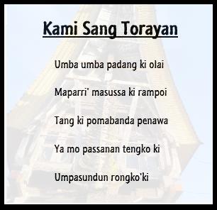 Gambar kata-kata bijak Toraja