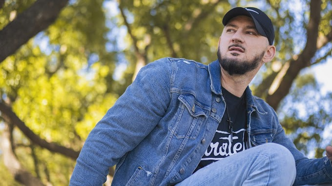 "Christian Rapper, Chris Sandoe Gives Glory to the Most High in New Single ""Steph Curry (All Glory)"""