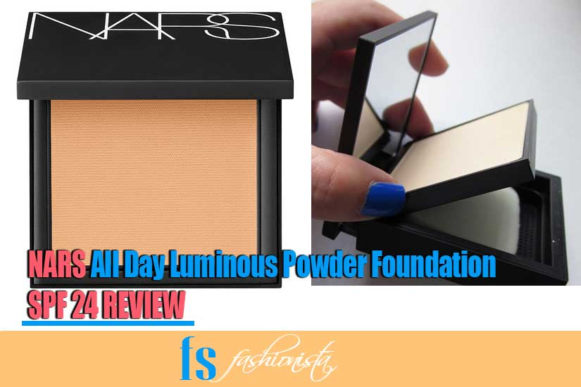 NARS All Day Luminous Powder Foundation with SPF 24 Review