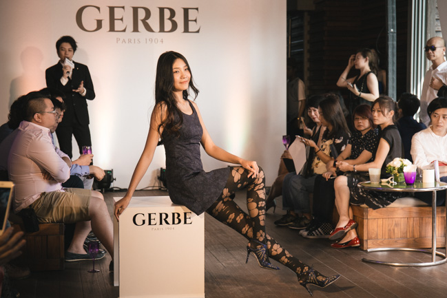 Gerbe 2016 AW Fashion Show