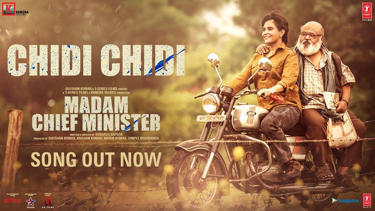 Chid Chidi Lyrics in Hindi