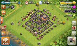 Rahasia Mendapatkan Builder Hut ke-5 di TH 7!!, cara ke master league di th 7