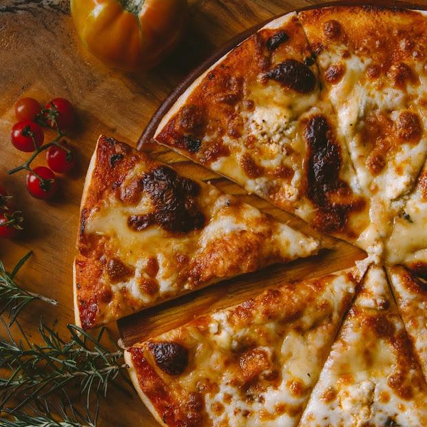 WW Friendly Pizza Dough