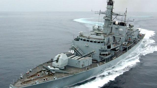 Ιρανικά σκάφη αποπειράθηκαν να καταλάβουν βρετανικό δεξαμενόπλοιο!