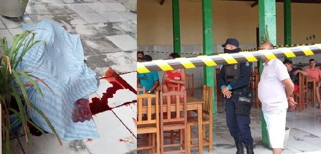 Homicídio em tom de execução é registrado na manhã de domingo em Senador Sá
