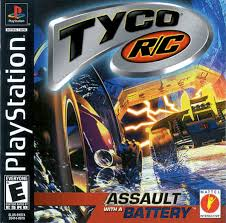 Tyco RC Assault with a Battery - PS1 - ISOs Download