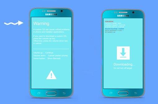 الروم العربى الرسمي جلاكسى اس 6 Galaxy S6 اندرويد 6.0.1 مارشميلو