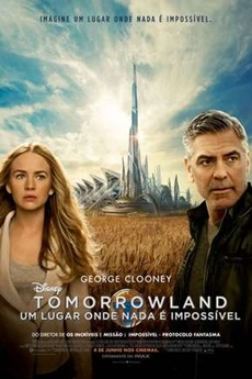 Download Tomorrowland - Um Lugar Onde Nada é Impossível Dublado e Dual Áudio via torrent