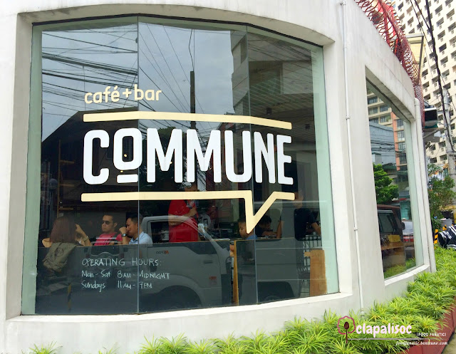 Commune Cafe + Bar Poblacion Makati