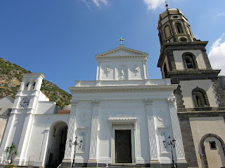 The Basilica of Santa Maria del Lauro is one of the finest churches on the Sorrentine peninsula
