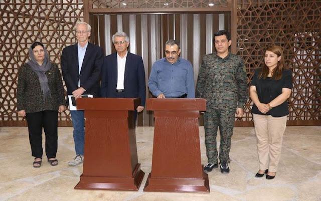 الوحدة الكردية تهديد أم وعد؟