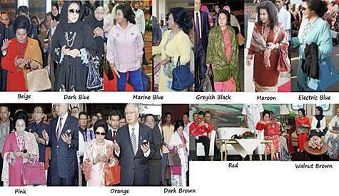 Misai Merah MP Serdang dakwa Rosmah Mansor ada 11 beg