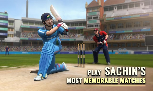 [95MB] Sachin Saga Cricket Champions Download Latest Version for Android