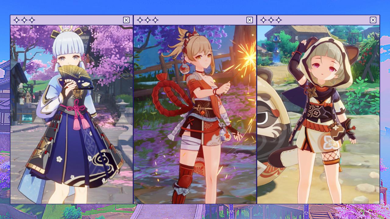 Genshin Impact Version 2.0 Update Otakuplay PH