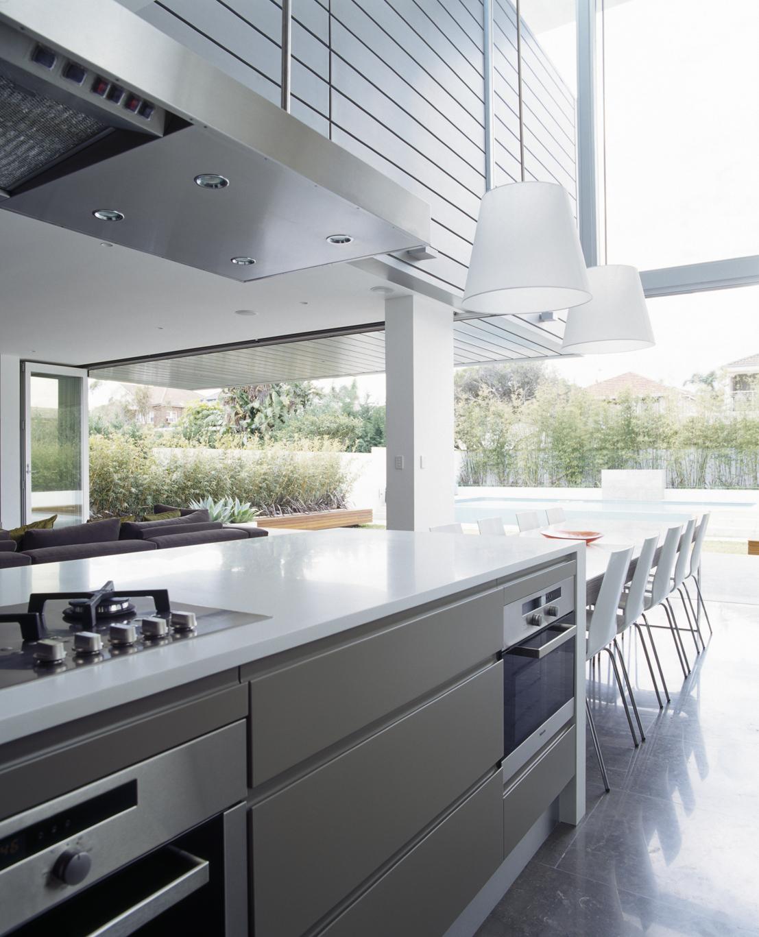 Open Space Kitchen Designs: Minosa: Minosa Kitchen Design. Award Winning Design And