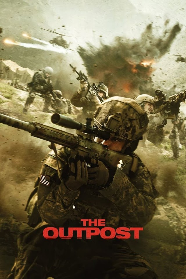 The Outpost (2020) English HDRip 720p | 1Drive | Watch Online