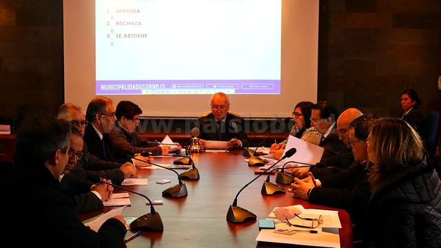 Concejo municipal de Osorno