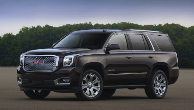 2018 GMC Yukon XL Denali 4WD 8-Speed Automatic