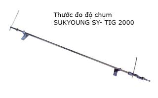 Thước đo độ chụm Sukyong  SY-TRG2000