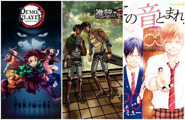 Spring 2019 Anime Season