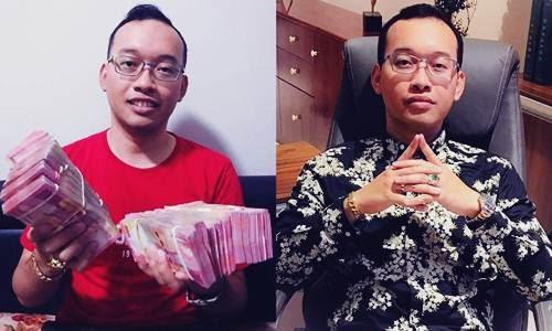 Foto, Berita, Profil dan Info Biodata Arief Setiawan Si Doktor Termuda, CEO Kiming International - www.heru.my.id