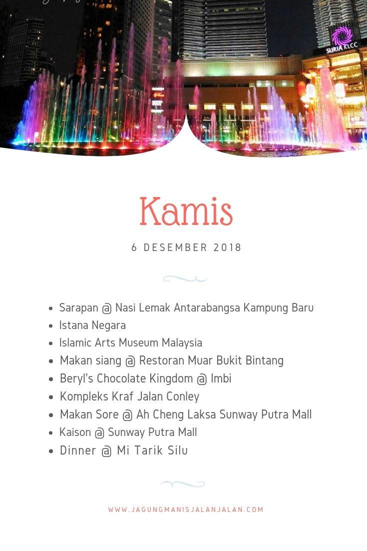 Malaysia hari ke-2