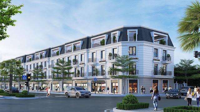 Đông Anh - dự án Calyx Residence 319 Uy Nỗ Đông Anh Hà Nội