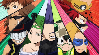 ヒロアカ | 心操人使 | Shinso Hitoshi | 僕のヒーローアカデミア アニメ | My Hero Academia | Hello Anime !