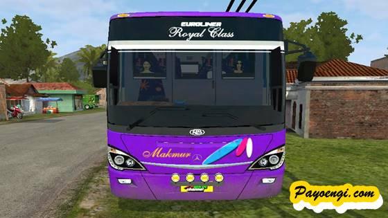 mod bussid euroliner muat barang