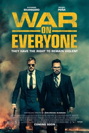 Poster War on Everyone 2016