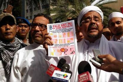 Soal Uang Rupiah, Habib Rizieq FPI: Ada Ribuan Alternatif, Kenapa BI Pilih Itu?