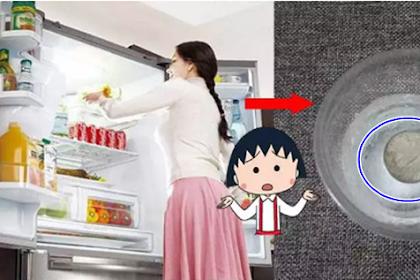 """Tips Ini Super Banget! Sebelum Pergi Jauh, Ibu Ini Selalu Menaruh """"Sekeping Koin"""" di Dalam Freezer, """"Tujuan Dibaliknya"""" Bakal Bikin Kamu Tercengang!!"""