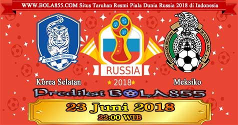 Prediksi Bola855 South Korea vs Mexico 23 Juni 2018