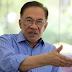 Anwar Ketuai Pembangkang Bukan Mahathir