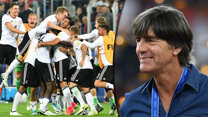Image result for รูปนักเตะบอลเลิฟหวังพาเยอรมันป้องกันแชมป์โลกแต่ยอมรับคู่แข่งอีก4ทีมน่ากลัว