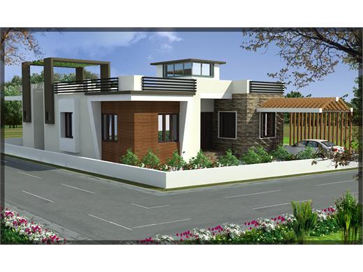 Malwadi Pune Simplex House Design
