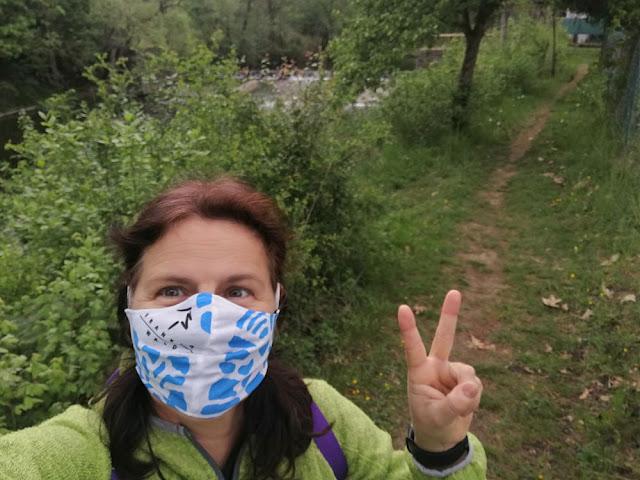 Fotoparade 2020 - Maske