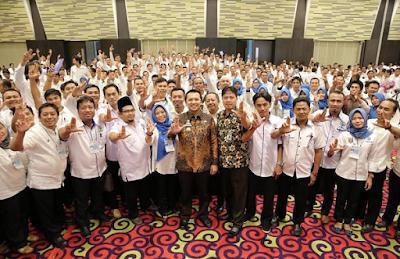 Pejuang Pemberdayaan Desa di Lampung Berjumlah 1200 Orang Lebih