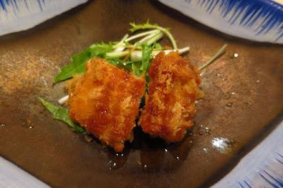Kyoten Japanese Cuisine, fried silverbelt