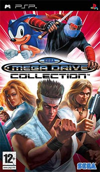 Sega Genesis Collection (PSP) EUR Español [MEGA]