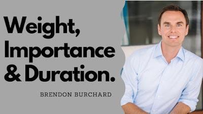 Brendon Burchard Mind Reprogramming Framework
