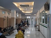 Ruang Tunggu Poliklinik RSU Permata Medika Kebumen