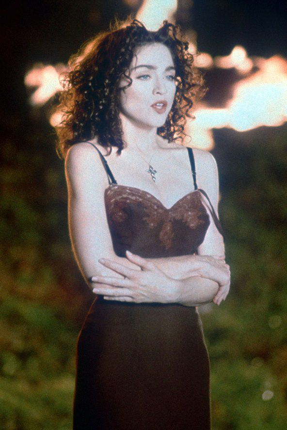 Old Portraits of Madonna  vintage everyday