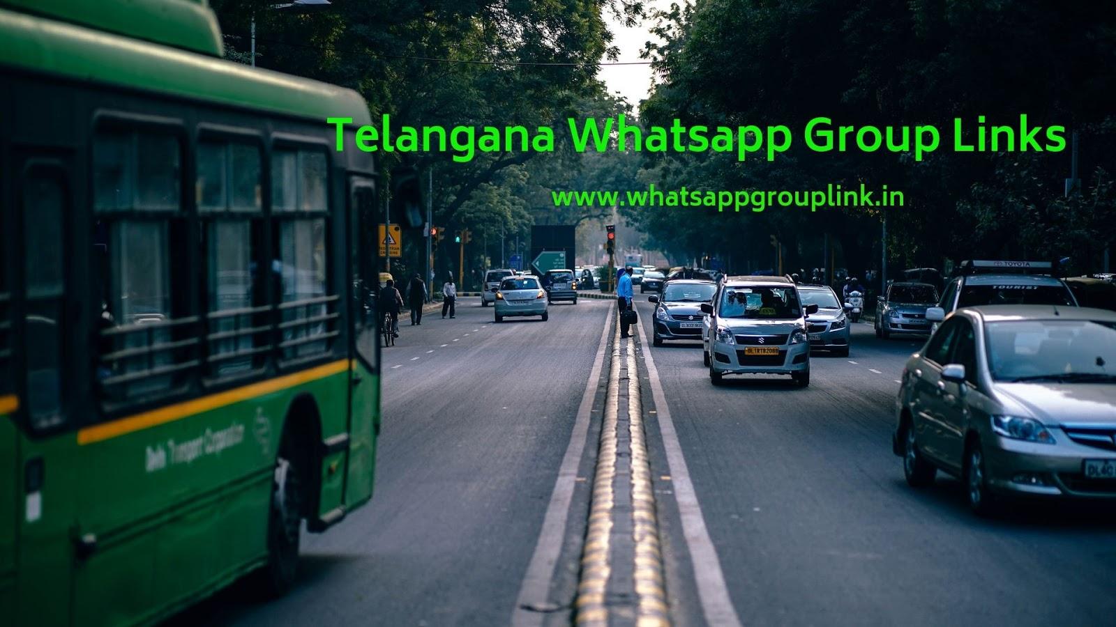 Whatsapp Group Link: Telangana Whatsapp Group Links
