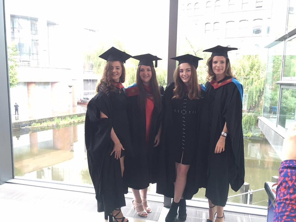 international fashion promotion mum graduation