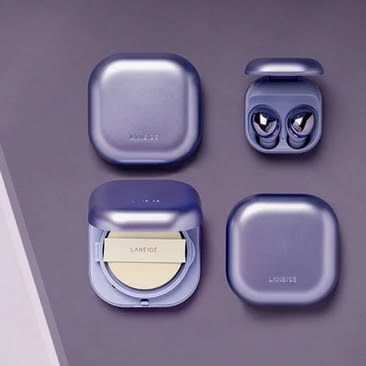 The new makeup box inspired Galaxy buds pro